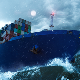 The Loss of Ship Propulsion: Combining the Science of Stability and Seakeeping